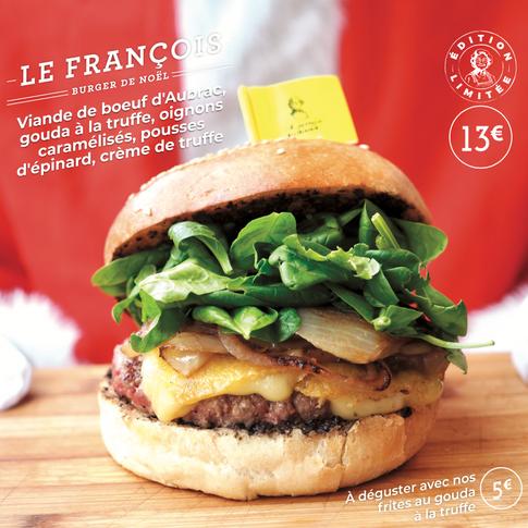 Burger Mamie Burger Le François