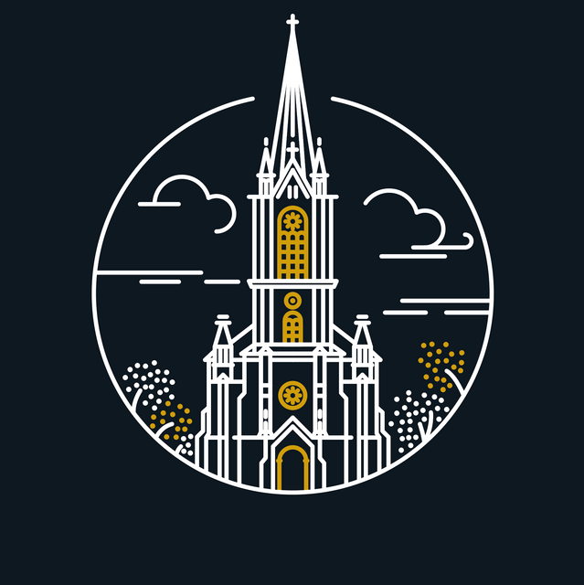 Illustration Église Gethsémané