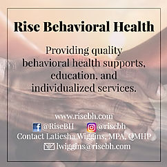 Rise Behavioral Health