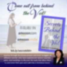 Secrets Behind the Veil   Author Pastor Joyce W. Washington