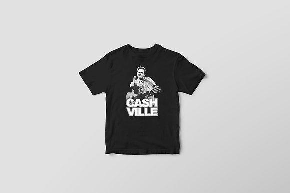 Johnny CashVille Tee
