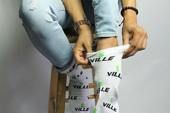 $VILLE Socks