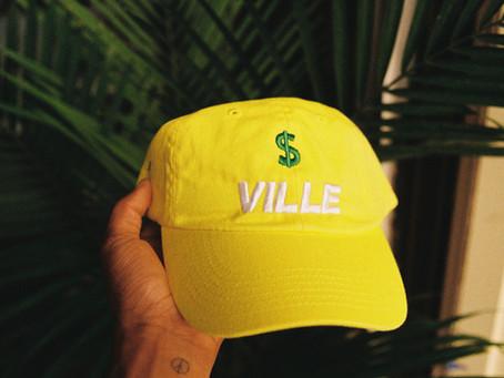 $VILLE Dad Hats