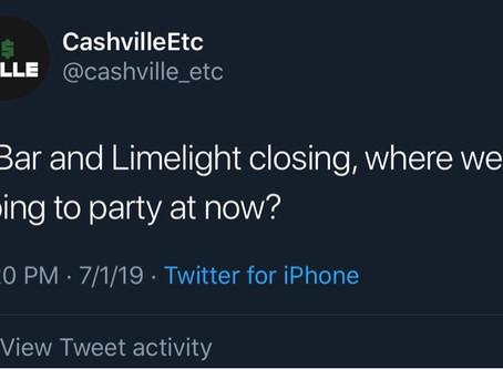 Bye Bye Limelight 😢