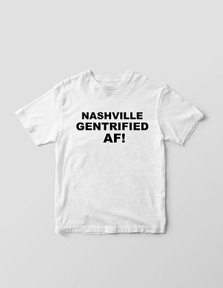 Nashville Gentrified
