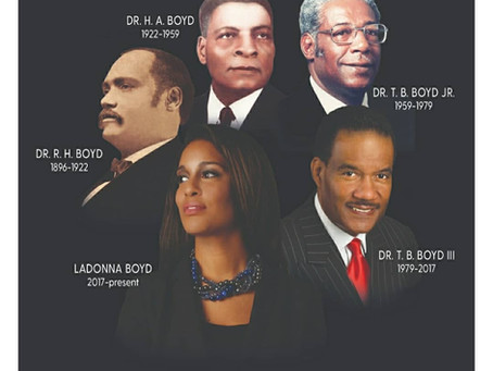 Tennessee Black History (The Boyd Legacy)