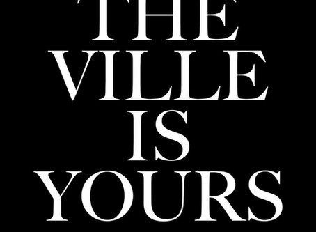 #TheVilleIsYours