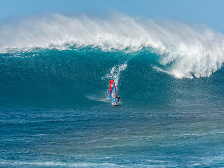 Conditioning the Body for Windsurfing