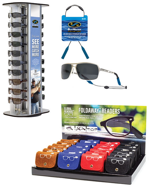 Global Vision Display and Product Develo