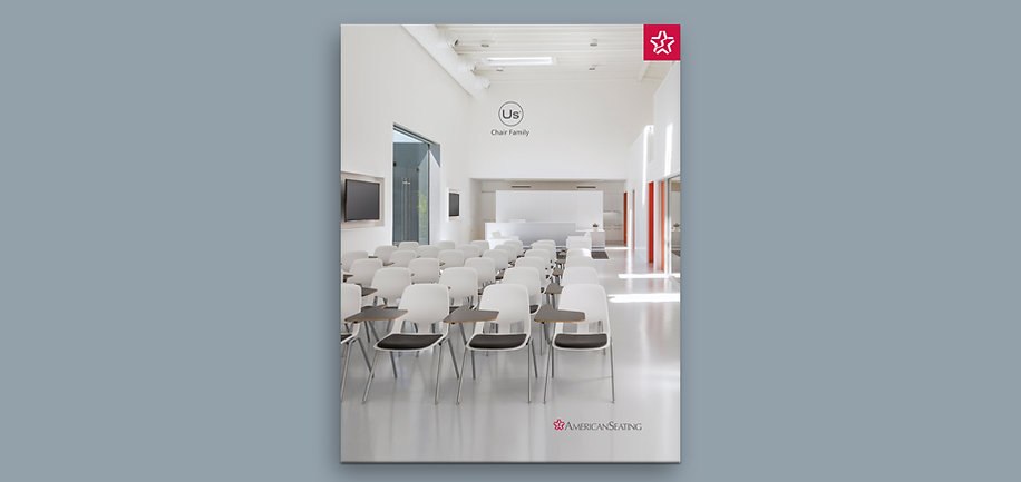Us Chair and Table Family Brochure Cover