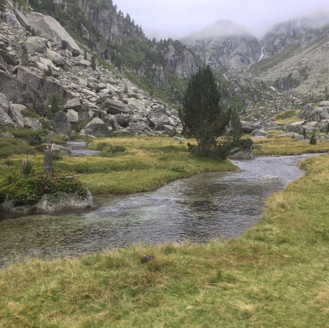 Pyrenees Hike
