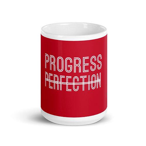 Progress Not Perfection Mug