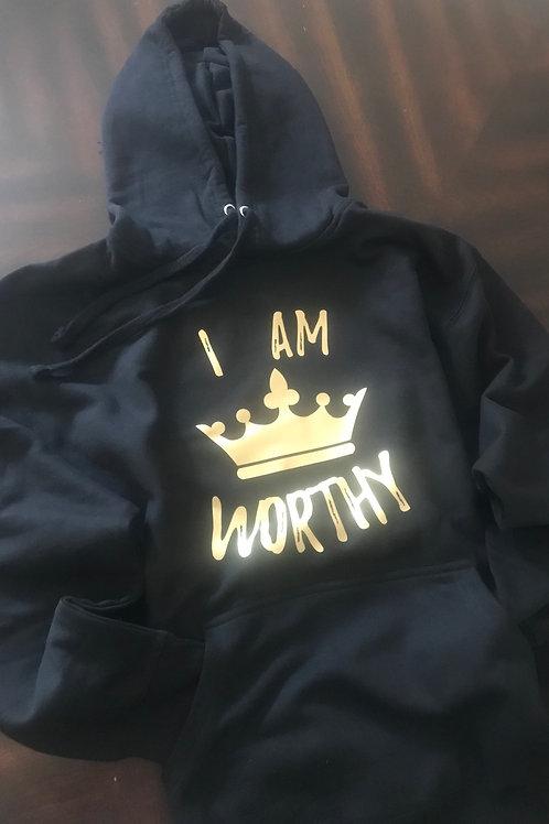 I Am Worthy Hoodie