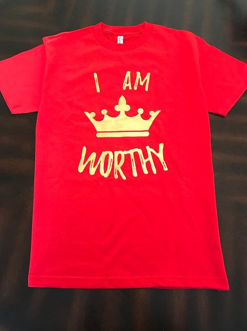 I AM Worthy Tee