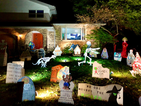 616 Vicksburg Court: Spooktacular House of the Day!