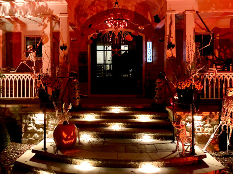 134 N. Eagle St: Spooktacular House of the Day!