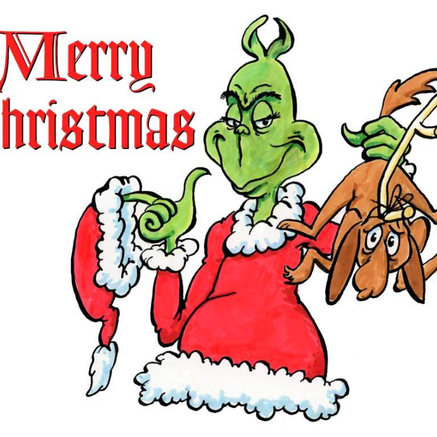 Find The Grinch in Naperville!
