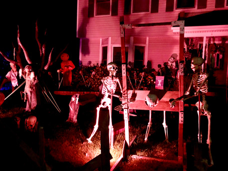2217 Mecan Drive: Spooktacular House of the Day!