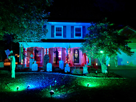 2125 Countryside Circle: Spooktacular house of the Day!