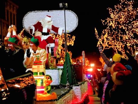 Little Friends Parade of Lights Dec. 1st