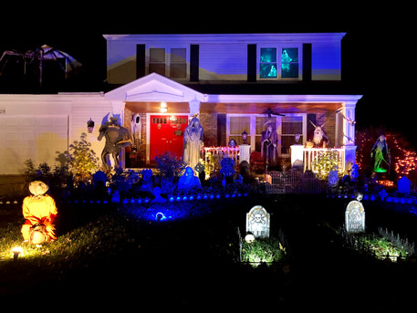 1228 W. Jefferson: Spooktacular House of the Day!