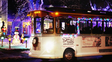 Naperville Holiday Lights Trolley Tours