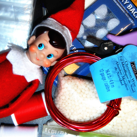 Get Ready! Elf on the Shelf Makeover!