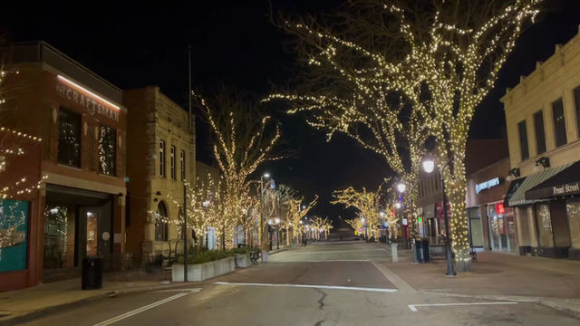 Beautiful Downtown Naperville