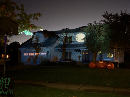 3111 Wolfe Ct: Spooktacular House of the Day!