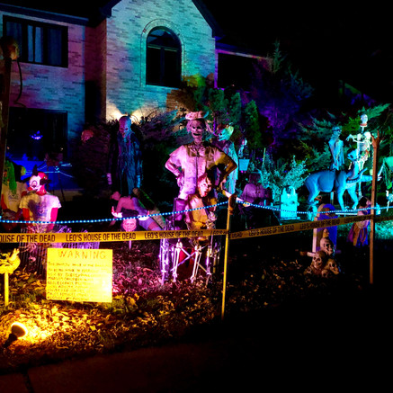 535 Delkir Ct: Spooktacular House of the Day!