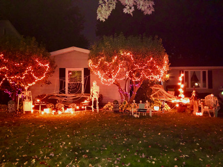 1721 Clyde Drive: Spooktacular House of the Day!