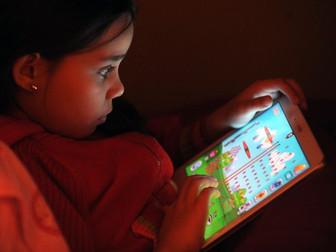 Razones para quitarle la tablet a tu hijo.