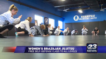 HMA Women's Self Defense Spotlight