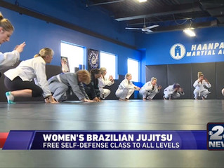 HMA Women's Self Defense Spotlight