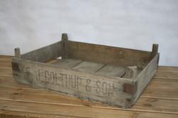 Vintage fruit tray