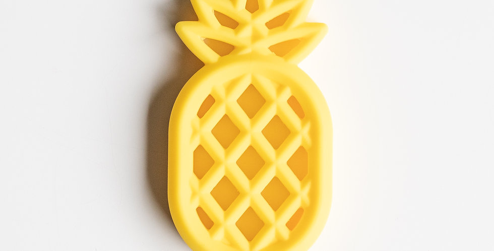 Pineapple | Silicone Teether