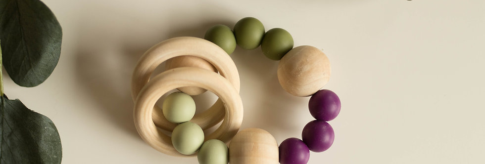 Rattle | Autumn Olive