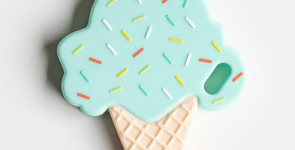 Ice Cream Cone | Silicone Teether