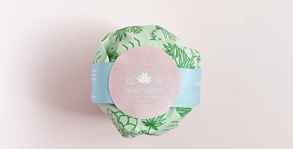 Lavender + Rosemary + Mint