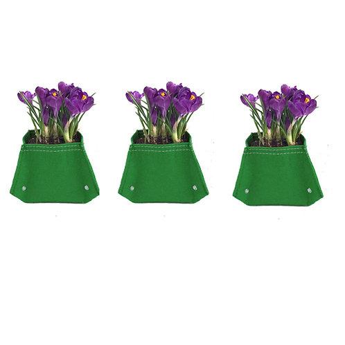 3 In 1 Mini Table Flower Quads Planters