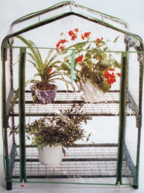 2-Tier Mini Greenhouse