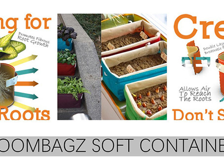 BLOOMBAGZ SOFT GROWING BAGS