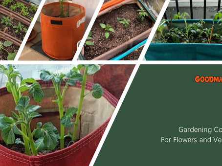 Goodmax Garden Growing Planters To Save More Space