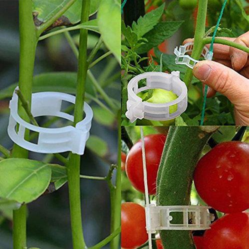 Plastic Plant Clips