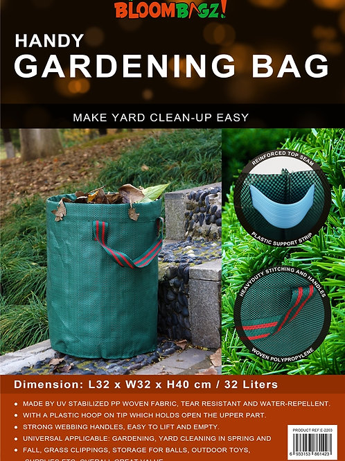 Easy Handy Garden Bag For Yard -32L