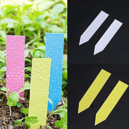 Plastic Plant Tags Garden Plant Labels