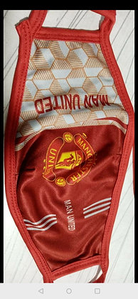 MAN UNITED Facemask Facecovers Scarf High Quality