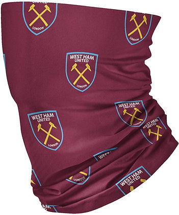 West Ham Snoods Facecovers Scarf High Quality