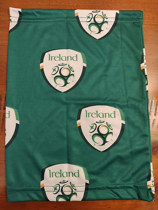 Republic of Ireland Snoods Facecovers Scarf High Quality