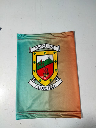Mayo GAA Snoods Facecovers Scarf High Quality